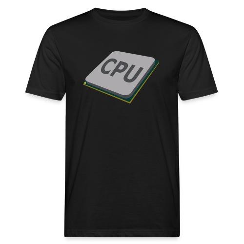 Procesador - Camiseta ecológica hombre