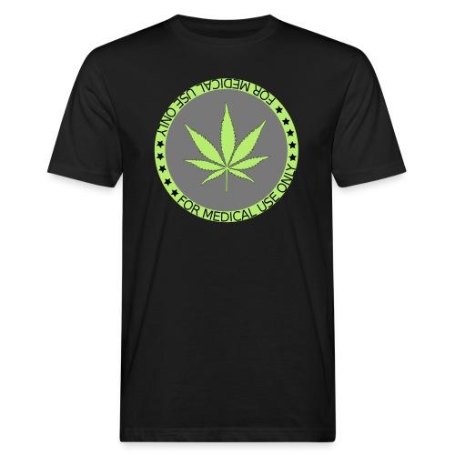 FOR MEDICAL USE - Männer Bio-T-Shirt