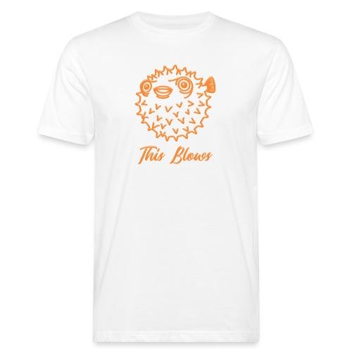 puffer - Men's Organic T-Shirt