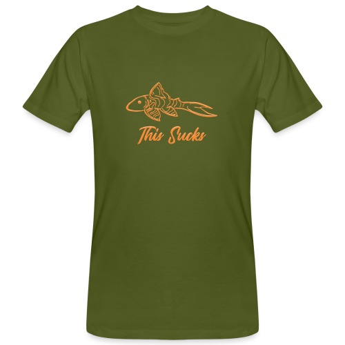 Pleco - Men's Organic T-Shirt