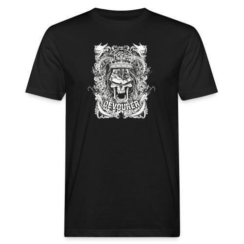 skull 7 - T-shirt ecologica da uomo