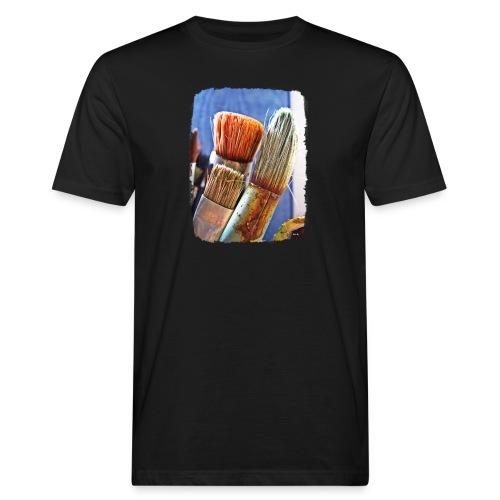 Penslar - Ekologisk T-shirt herr