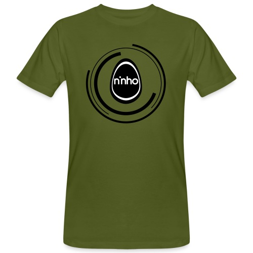 ninho-circle - T-shirt ecologica da uomo