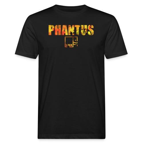 Phantus Sthlm Fire - Ekologisk T-shirt herr