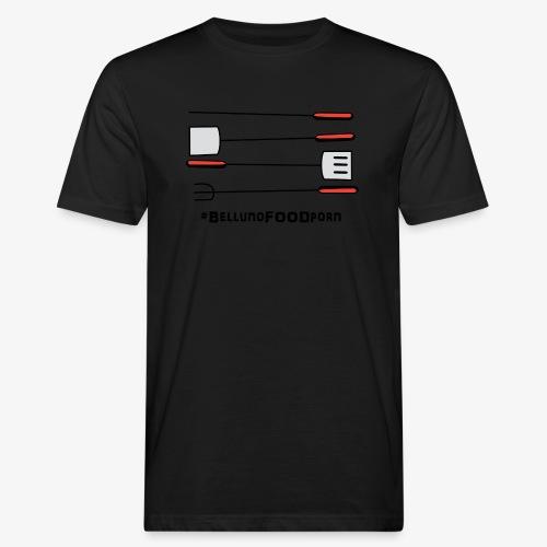 BBQ Belluno - T-shirt ecologica da uomo