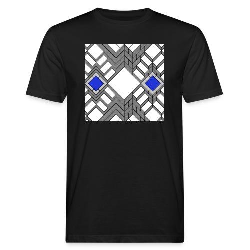 art stairs kubik - Ekologisk T-shirt herr