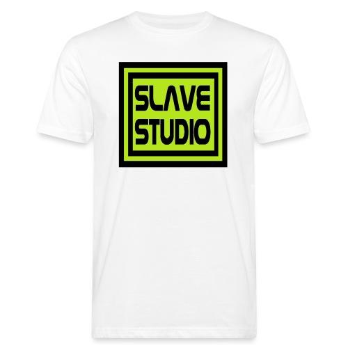 Slave Studio logo - T-shirt ecologica da uomo