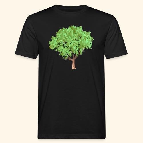 baum 3 - Männer Bio-T-Shirt