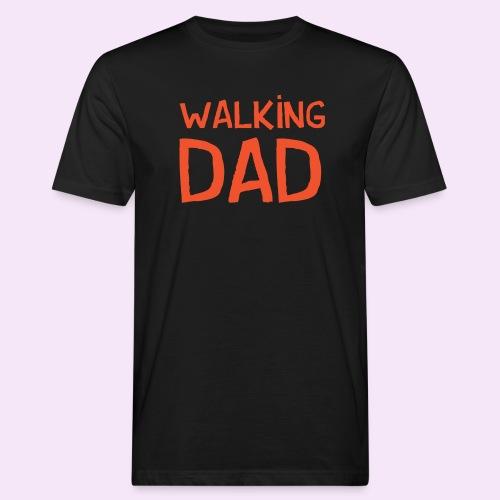 Vierdaagse Nijmegen - Walking Dad RED - Mannen Bio-T-shirt