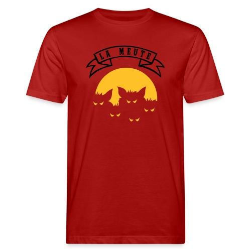 la meute - T-shirt bio Homme