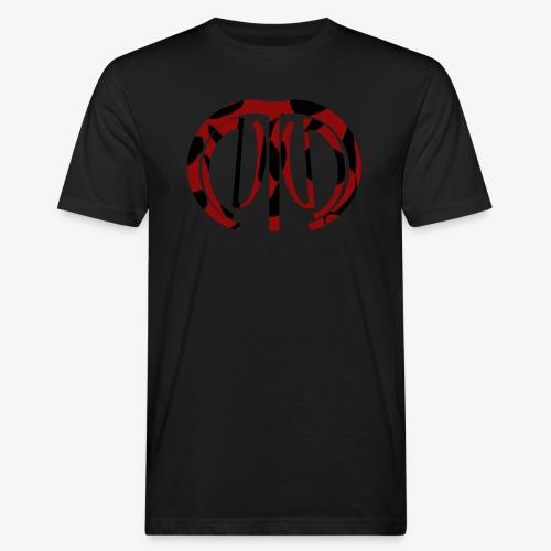 logo mnng effect 1 - Mannen Bio-T-shirt