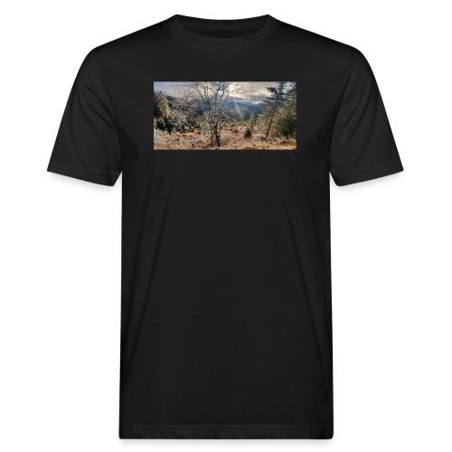 in the Wood - Männer Bio-T-Shirt