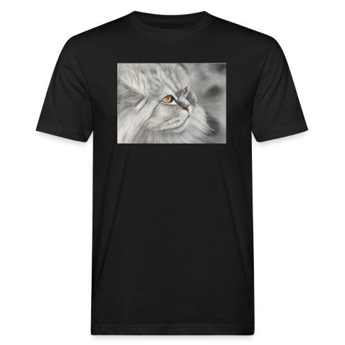 Greta von der Pelz - Männer Bio-T-Shirt
