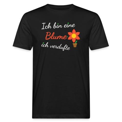 Blume Garten Gärtner Florist Shirt Geschenk - Männer Bio-T-Shirt