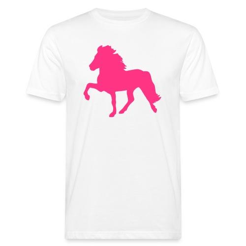 Tölter - Männer Bio-T-Shirt