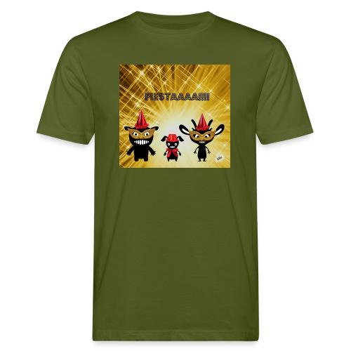 Fiestaaa - T-shirt bio Homme