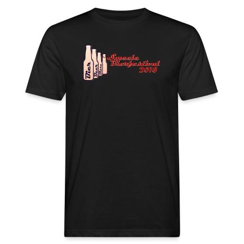 Smeele Bierfestival 2018 - Mannen Bio-T-shirt