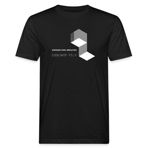 Coolship Pils - Männer Bio-T-Shirt