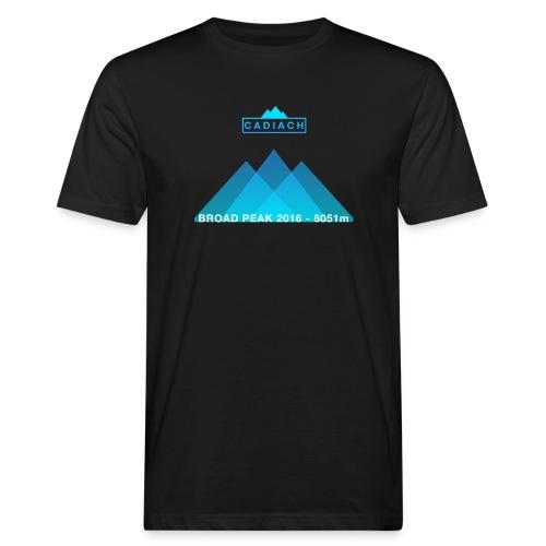 Cadiach Broad Peak 2016 - Hombre - Camiseta ecológica hombre