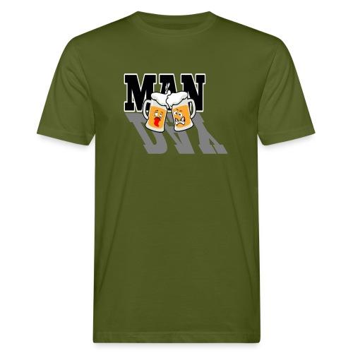 Männertag - Männer Bio-T-Shirt