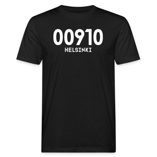 00910 HELSINKI - Miesten luonnonmukainen t-paita