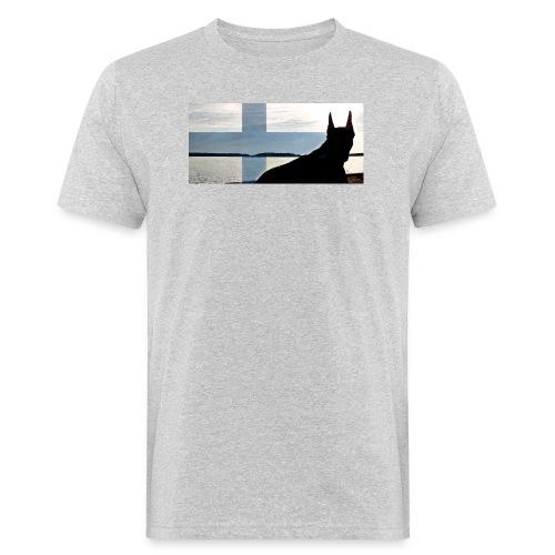 HUPPARITAUSTA2016 copy - Miesten luonnonmukainen t-paita