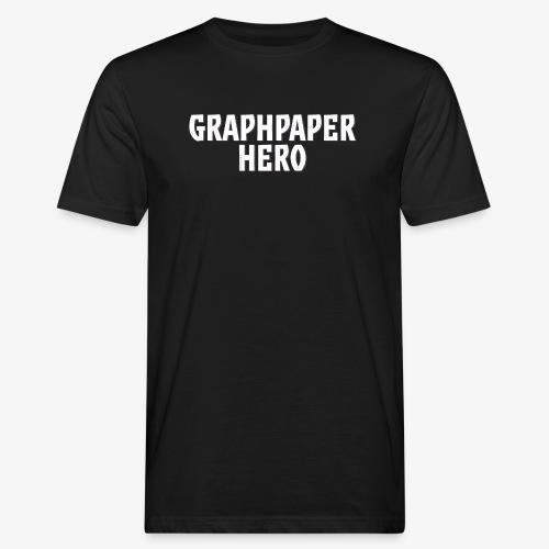 Graphpaper Hero - Men's Organic T-Shirt