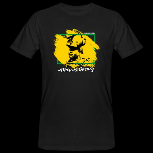 MARCUS GARVEY by Reggae-Clothing.com - Männer Bio-T-Shirt