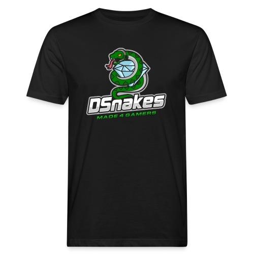 Dsnakes Merch - Mannen Bio-T-shirt