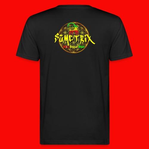 SÜMETRIX FANSHOP - Männer Bio-T-Shirt