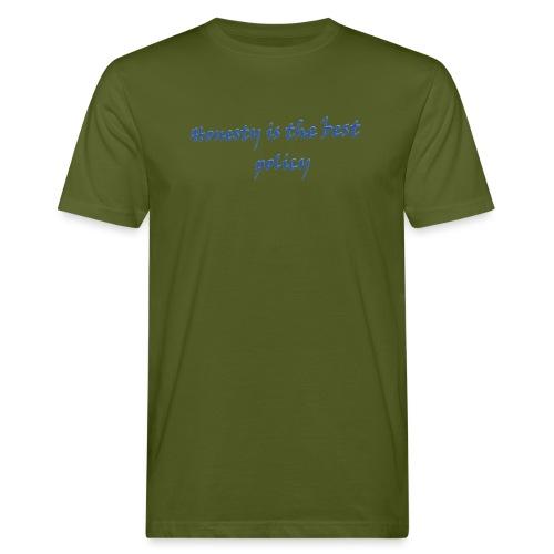 Proverbs in English - Men's Organic T-Shirt