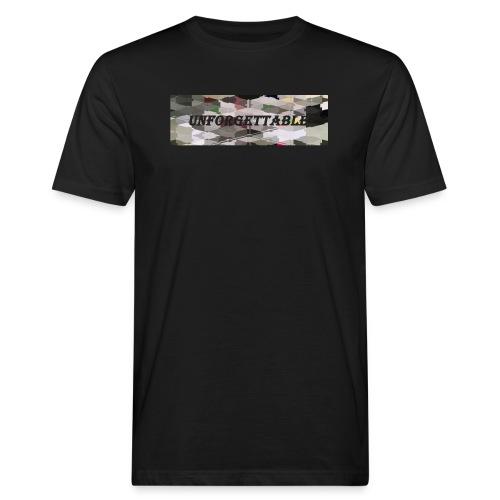 unforgettable - T-shirt bio Homme