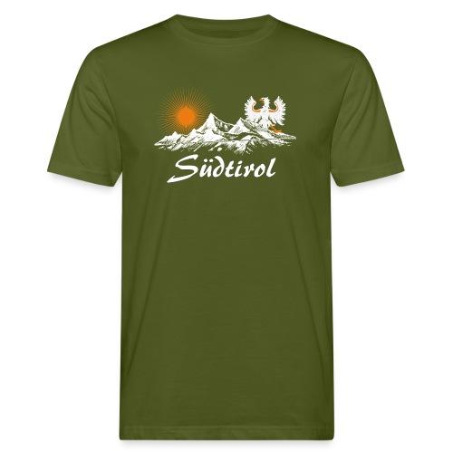 Südtirol - Männer Bio-T-Shirt