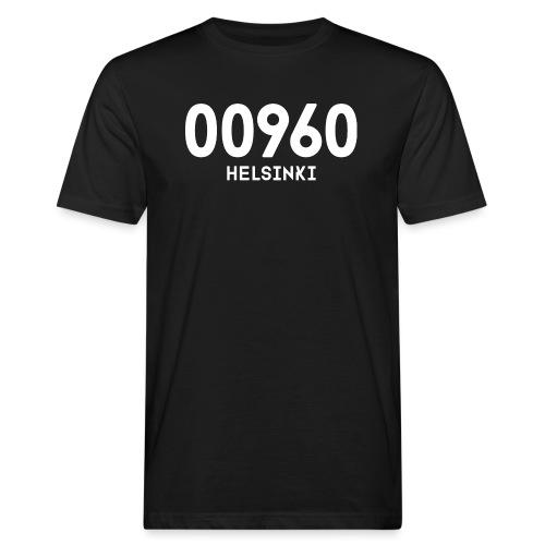 00960 HELSINKI - Miesten luonnonmukainen t-paita