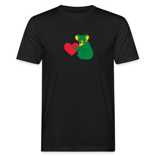 Koala Heart - Men's Organic T-Shirt