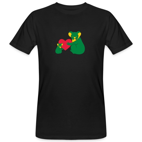 Koala Heart Baby - Men's Organic T-Shirt