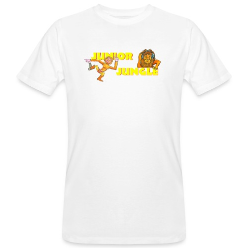 T-charax-logo - Men's Organic T-Shirt