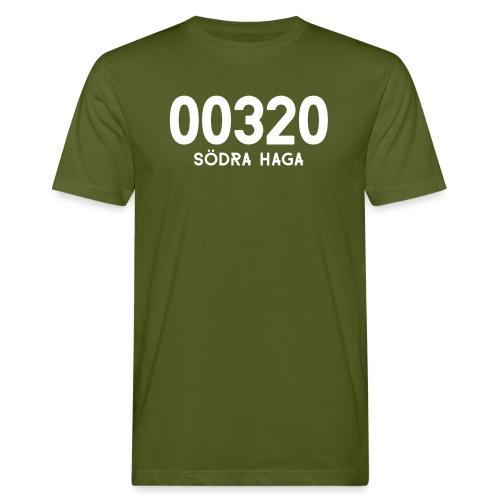00320 SODRAHAGA - Miesten luonnonmukainen t-paita