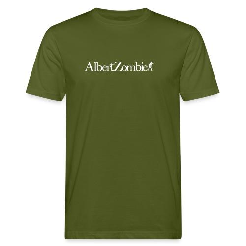 Albert Zombie White - T-shirt bio Homme