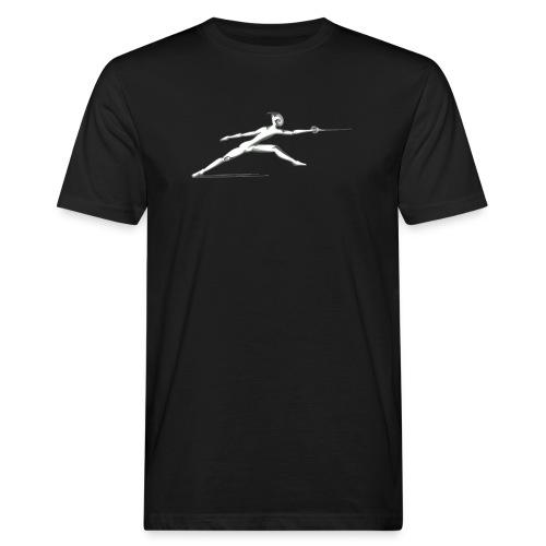 L'escrime - T-shirt bio Homme
