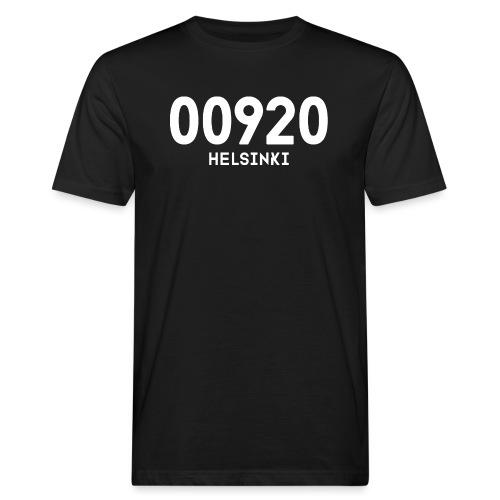 00920 HELSINKI - Miesten luonnonmukainen t-paita