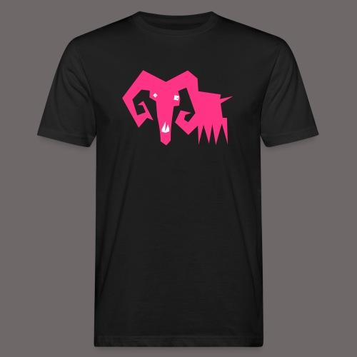 grosse ziege - Männer Bio-T-Shirt