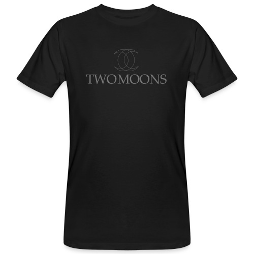 TWO MOONS - T-shirt ecologica da uomo