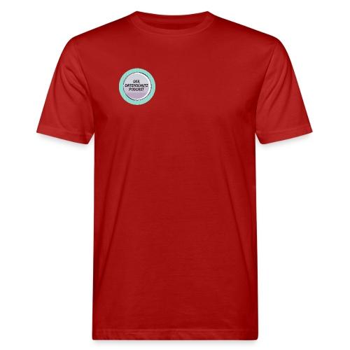 Datenschutz Podcast - Männer Bio-T-Shirt
