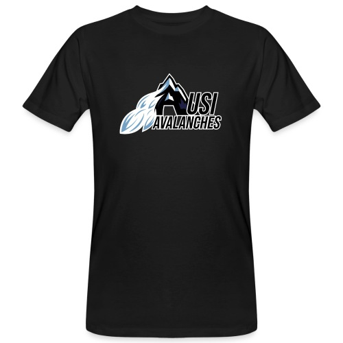 USI Avalanches - Männer Bio-T-Shirt