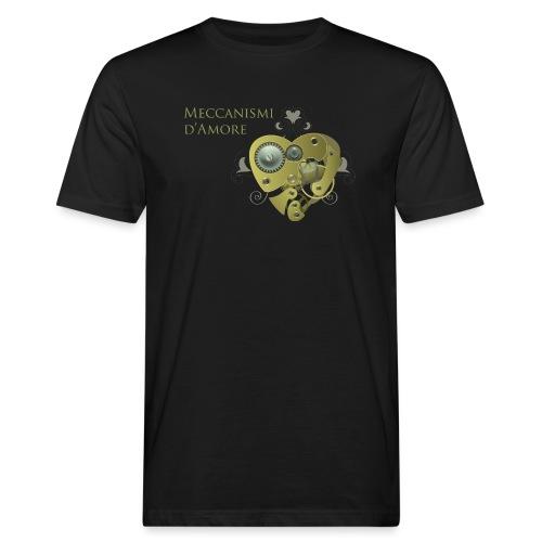 meccanismi_damore - T-shirt ecologica da uomo