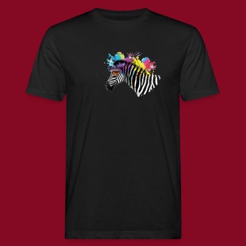 Watercolour-Z - T-shirt ecologica da uomo