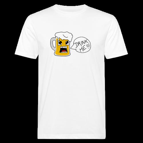 Bière - T-shirt bio Homme