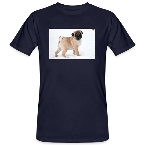walker family pug merch - Men's Organic T-Shirt