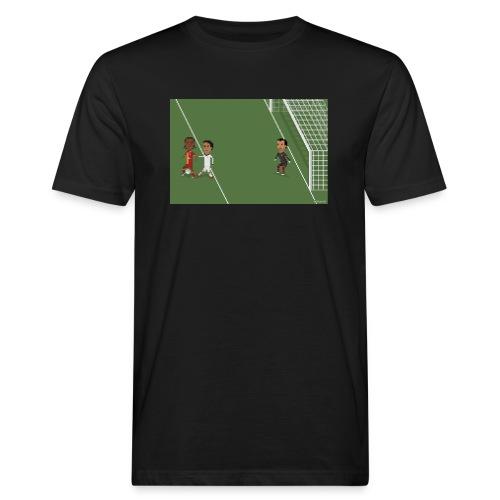 Backheel goal BG - Men's Organic T-Shirt